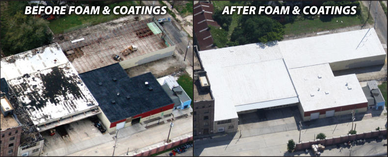 Roof Insulation Solutions